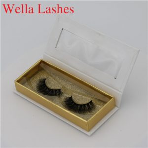 China 3D Fake Lash Factory
