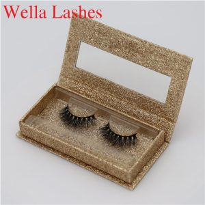 Wholesale Premium Individuals Eyelash Private Packaging