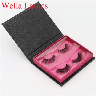 3D Mink Eyelashes Factory
