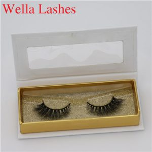 3D Mink Lashes Factory Wholesale 3D Mink Eyelashes