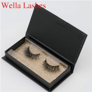 Clear Band 3D Mink Fur Eyelashes