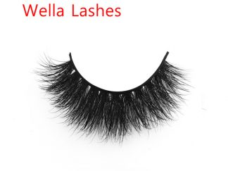 3D46WE 3D Mink Eyelashes