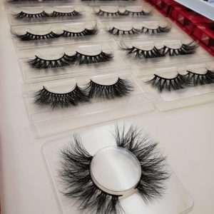 wholesale lash vendor 3d mink eyelash vendors eyelash vendor
