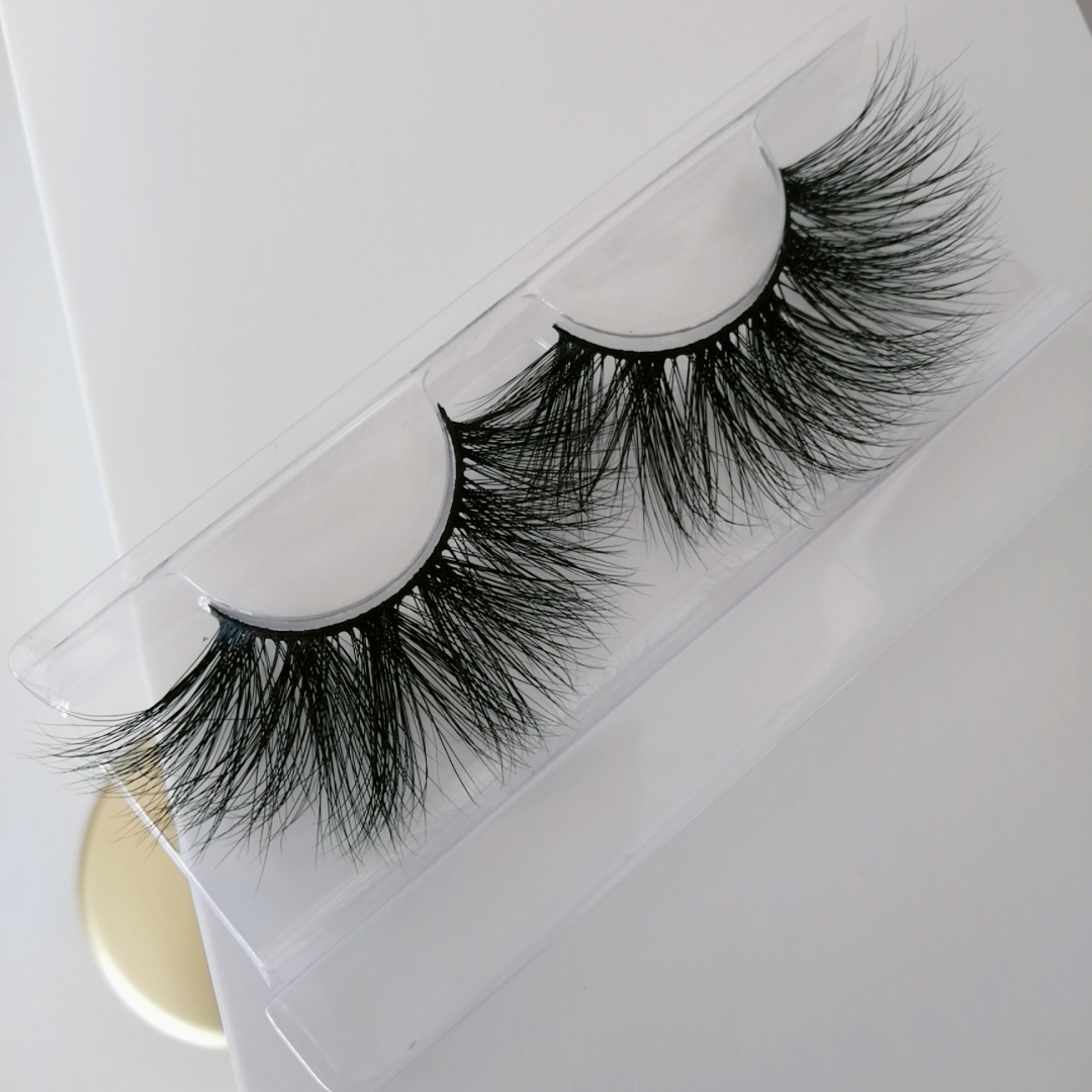 39aaba66998 3D Mink Lashes Wholesale USA 20mm 25mm Mink Strip Lashes Vendors