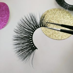 25MM mink lashes DL 06